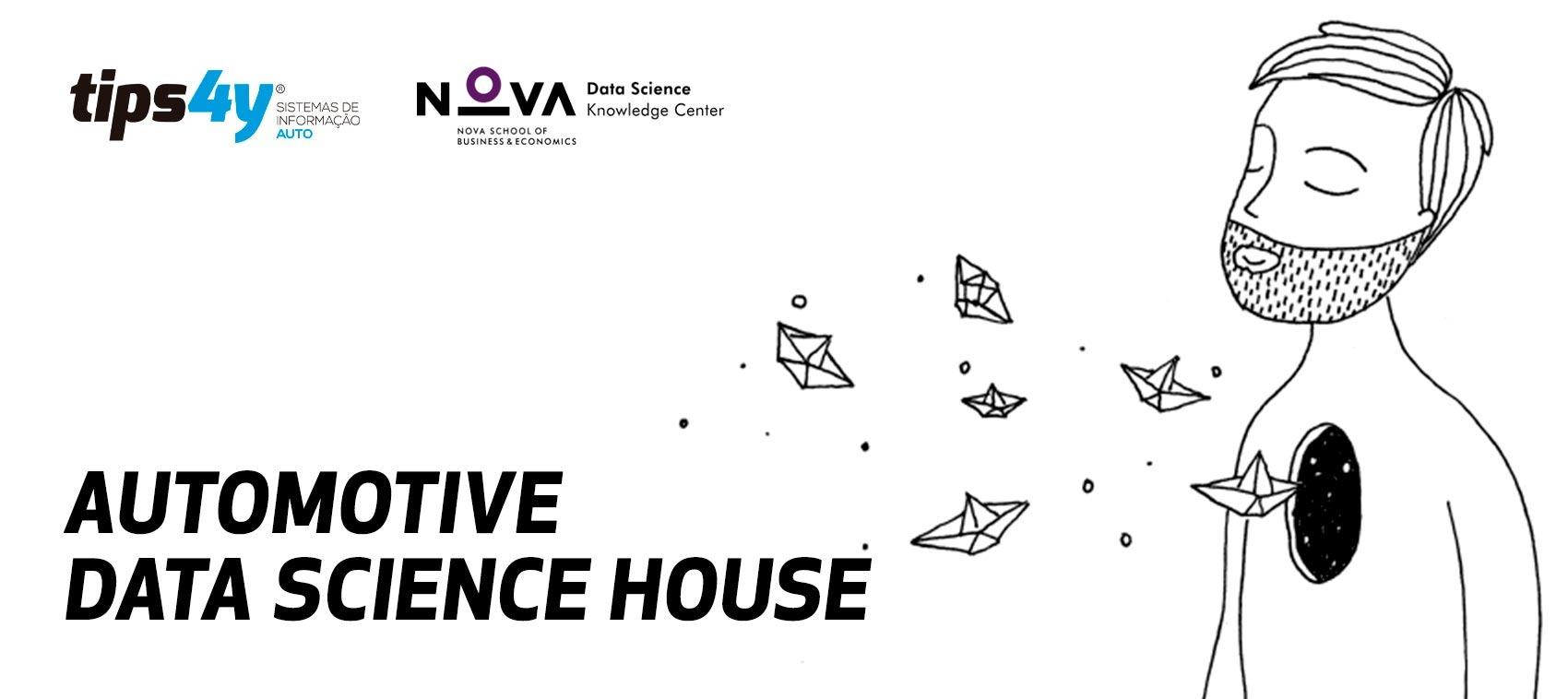 Automotive Data Science House com a NOVA SBE