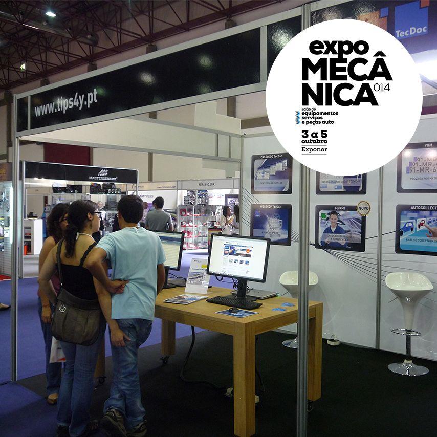 TIPS 4Y Participa na 1ª Edição da ExpoMecânica