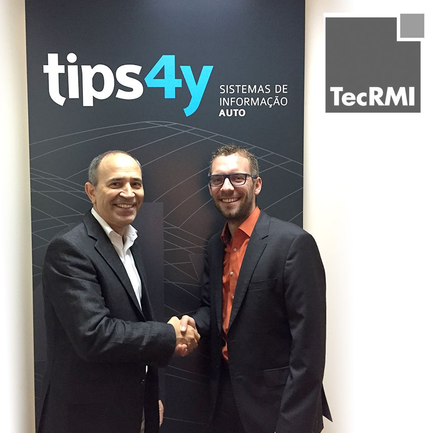 TIPS 4Y é TecRMI Partner