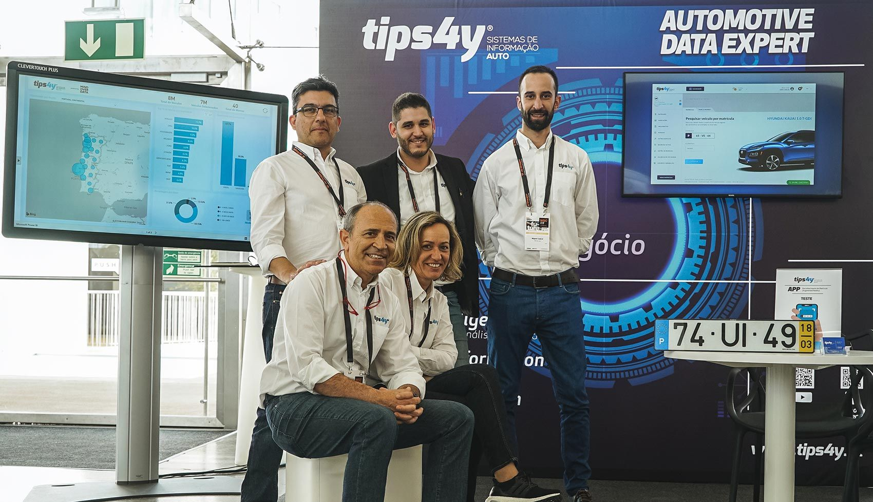 TIPS 4Y apresenta novidades na World Shopper Conference 2019