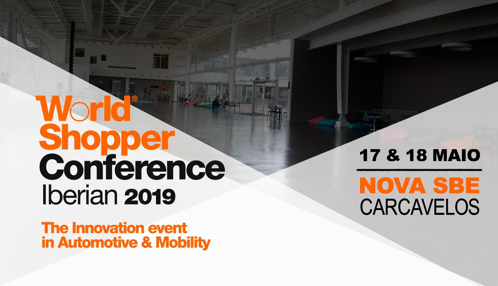 TIPS 4Y é expositor na World Shopper Conference 2019